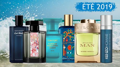 Parfums de l'été 2019 pour homme, 7 fragrances qu'il ne fallait pas louper