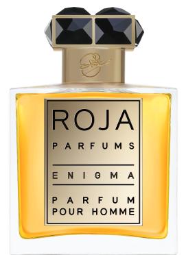 Enigma Pour Homme, Cognac vanillé embaumé de tabac