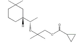 Serenolide en parfumerie