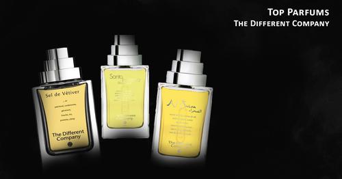 The Different Company, 3 de leurs meilleurs parfums pour un homme
