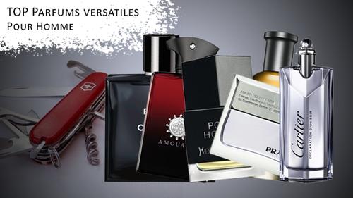 Parfums polyvalents, 11 parfums à porter en toutes circonstances