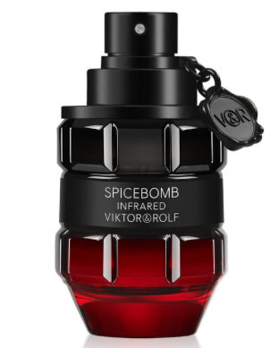 Spicebomb Infrared de Viktor & Rolf, nouveau parfum