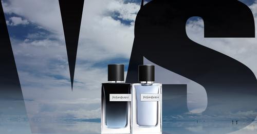 Yves Saint Laurent Y vs Y Eau de Parfum, les différences