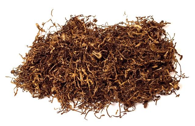 Tabac dans les parfums, note de caractère et de grande personnalité