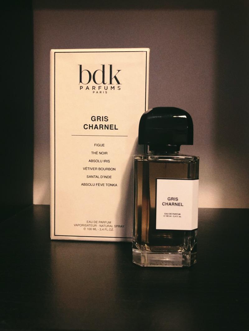 Flacon de BDK Gris Charnel