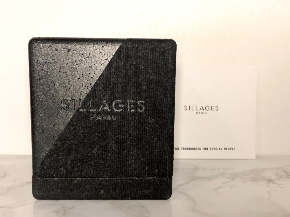 Sillages paris packaging